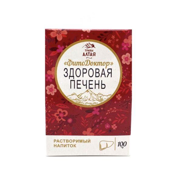 Фитодоктор - здоровая печень